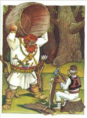 Румунська народна казка про Тодоріке-4