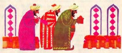 Три брати-товариші (узбецька казка)