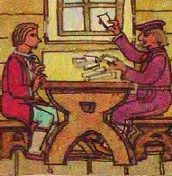 Троє челядників (литовська казка)