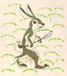 Упертий зайчик (узбецька казка)