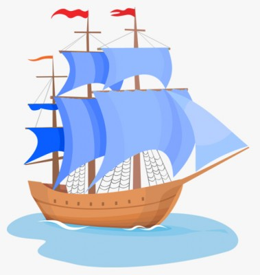 Великий моряк Насувається Шторм - американська казка-2