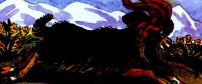 Вушко-Кулакча (алтайська казка)