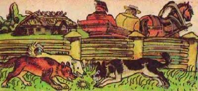 Їжак та пан (литовська казка)