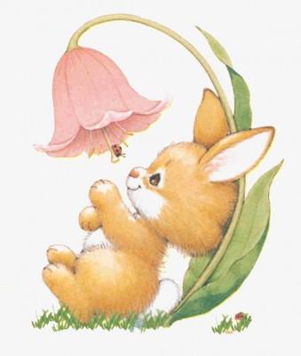 Зайчик хвалько і маленький чарівник (Євген Лінивий)