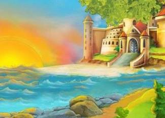 Замок біля моря (Євген Дмитренко)-2
