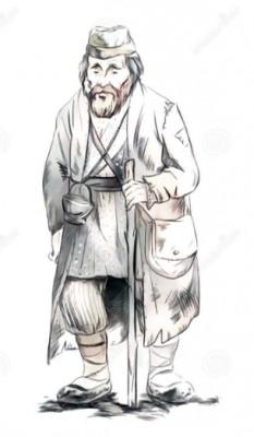 Зарозумілий цар і вигнана донька - арабська народна казка