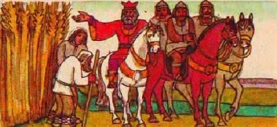 Жалісливий син (литовська казка)