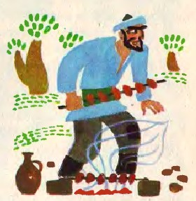 Злодій та шахрай (узбецька казка)