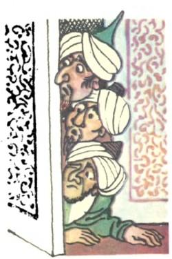 Золотий свічник (азербайджанська казка)-2