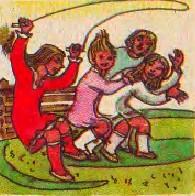 Золотоволосий і Золота Зірка (литовська казка)