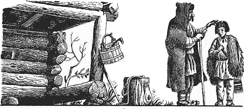 Румунська народна казка про Тодоріке