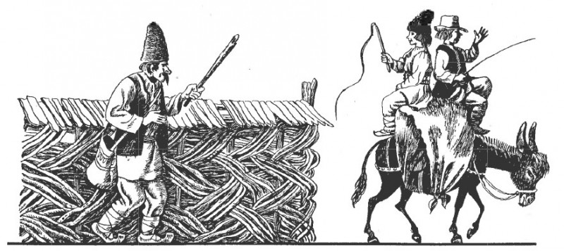 Румунська народна казка про велетня