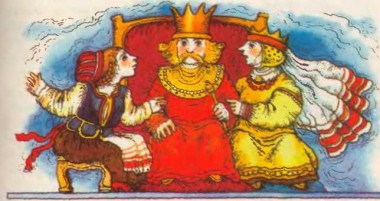 Іван Іванович – царевич (білоруська казка)