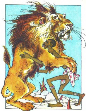 Іранжирі (африканська казка)
