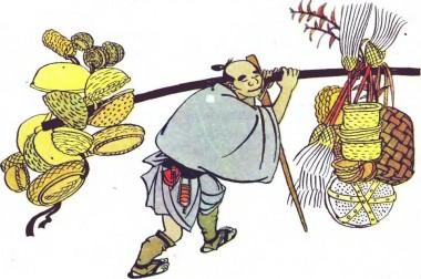 Іссумбосі, або Хлопчик-Мізинчик (японська казка)