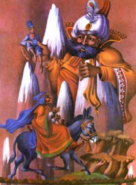 Аллем - каллем (турецька казка)