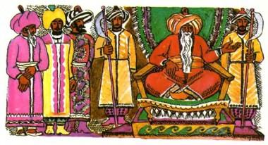 Аязхан (туркменська казка)