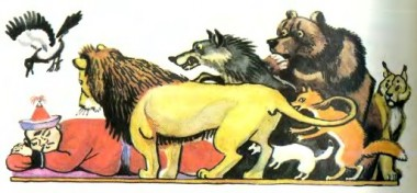 Батор-Седкіл (бурятська казка)