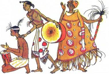 Близнята (африканська казка)