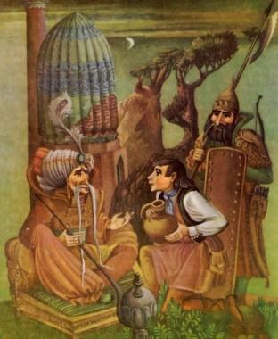 Брехні вистачає на три дні (сербська казка)
