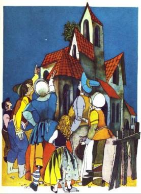 Бугай-ласун (французька казка)