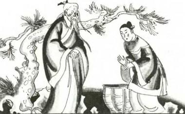 Вдячний дідусь (китайська казка)