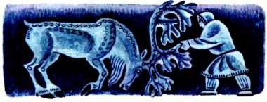 Великий Секен (чукотська казка)