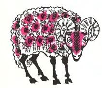 Вовк та баран (туркменська казка)