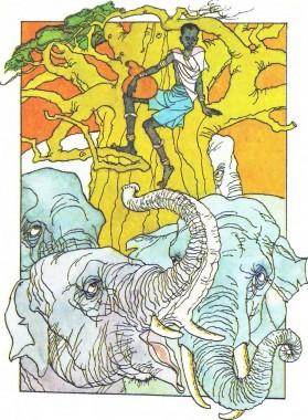 Вода Ладі (африканська казка)