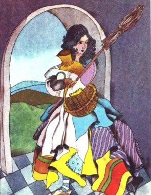 Відданиця (французька казка)