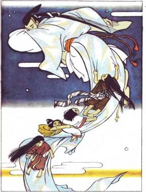 Вітри й дітвора (японська казка)