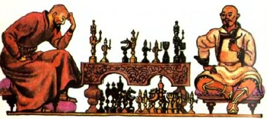 Галдан та Баїр (бурятська казка)