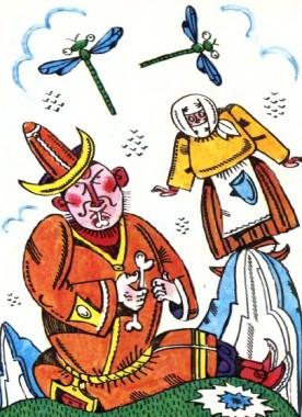 Два шахраї (казахська казка)