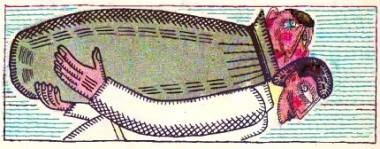 Двоє безбородих шахраїв (грузинська казка)