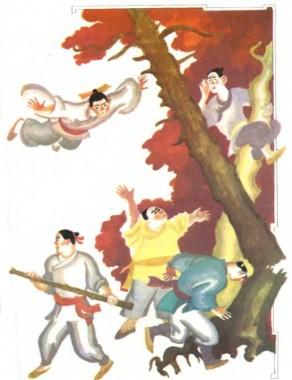 Десятеро братів (китайська казка)