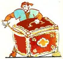 Джуво-богатир і царівна-пері (таджицька казка)