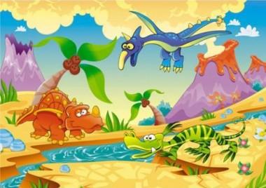 Динозаврова вежа (Лана Ра)
