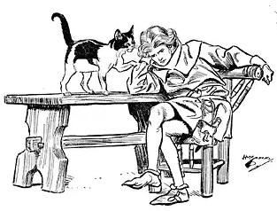 Дік Уіттінгтон і його кішка (англійська казка)