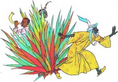 Жадоба золота (африканська казка)
