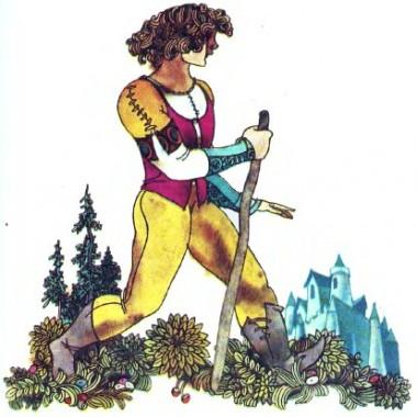 Жан-Ведмідь (французька казка)