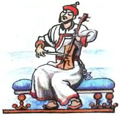 Зандан-музикант (бурятська казка)