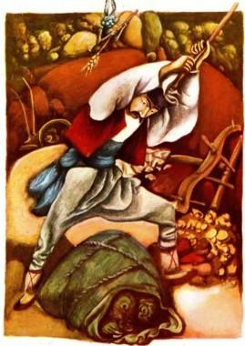 Заєць-рятівник (болгарська казка)