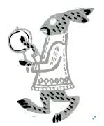 Заєць і нерпа (коряцька казка)