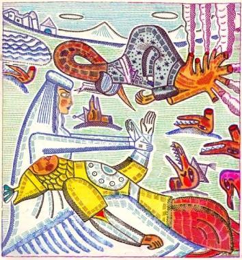 Злодій та царенко (грузинська казка)