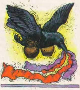 Золота пір'їна (білоруська казка)