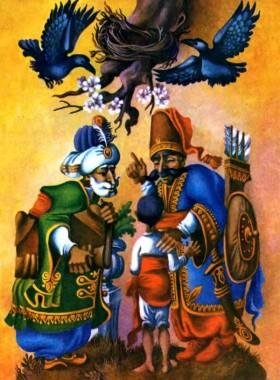 Казка про Іскендер-бея (турецька казка)