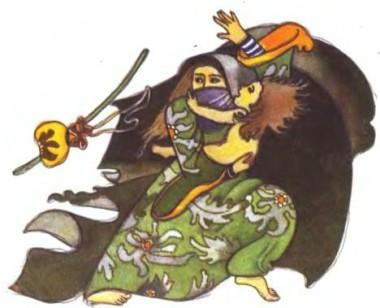 Казка про Їржика (чеська казка)
