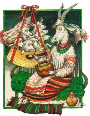 Коза Дорота (білоруська казка)