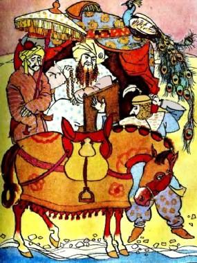 Коштовність (таджицька казка)