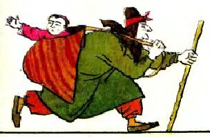 Кісточка (таджицька казка)